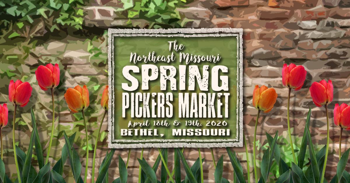 Spring Pickers Market